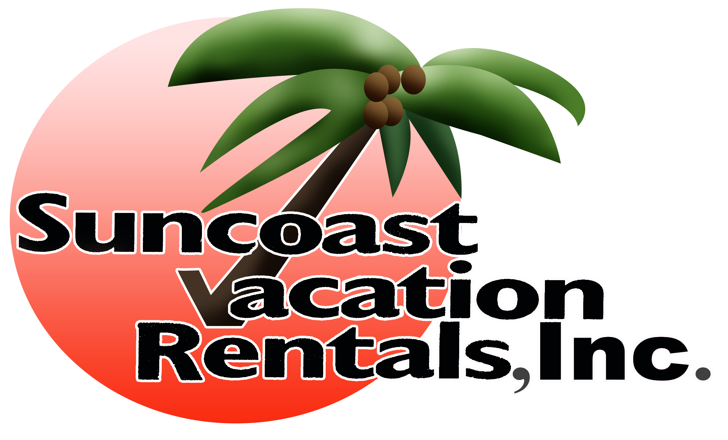 Welcome To Suncoast Vacation Rentals- Serving Tampa Bay and the